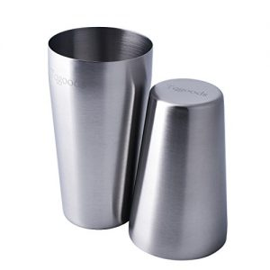 Steel Boston Shaker